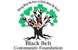Black Belt Community Foundation Logo