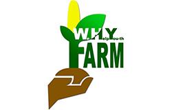 W.H.Y. Farm Logo