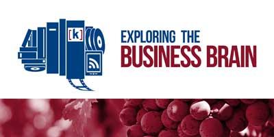 Exploring the Business Brain Logo
